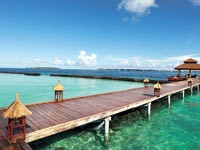 ריזורט באיים המלדיביים / צלם: רויטרס